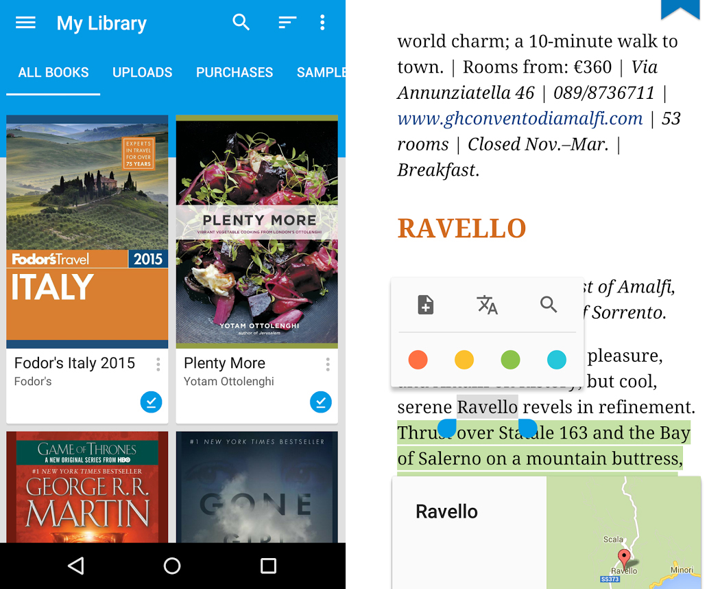[Gambar: Aplikasi Google Play Books | Google Play]