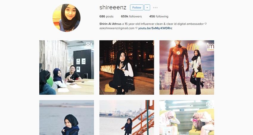 shireenz