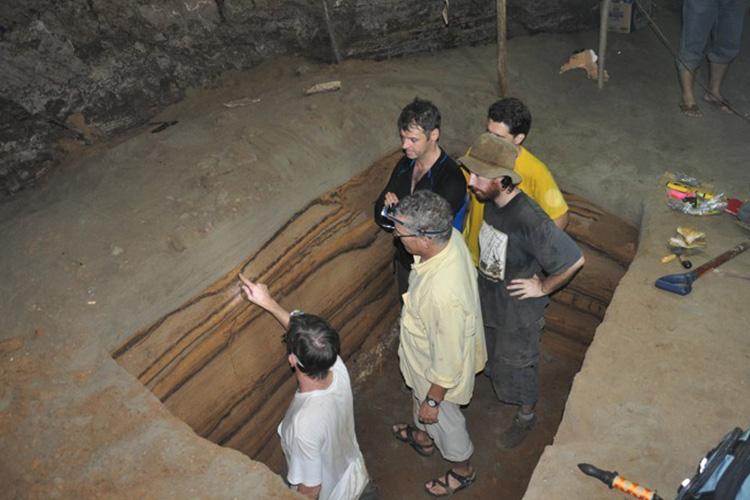 Gua di Indonesia Simpan Catatan Tsunami Prasejarah - Earth Observatory of Singapore