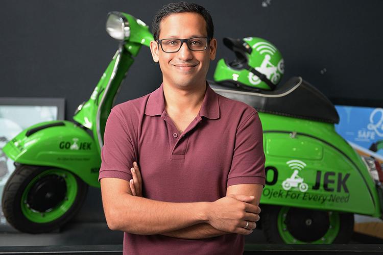 Nadiem Makarim pendiri Gojek Terima penghargaan Bank Indonesia untuk Gopay