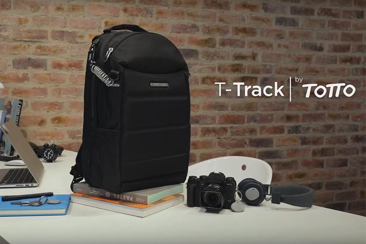 Ransel Pintar T-Track - Totto