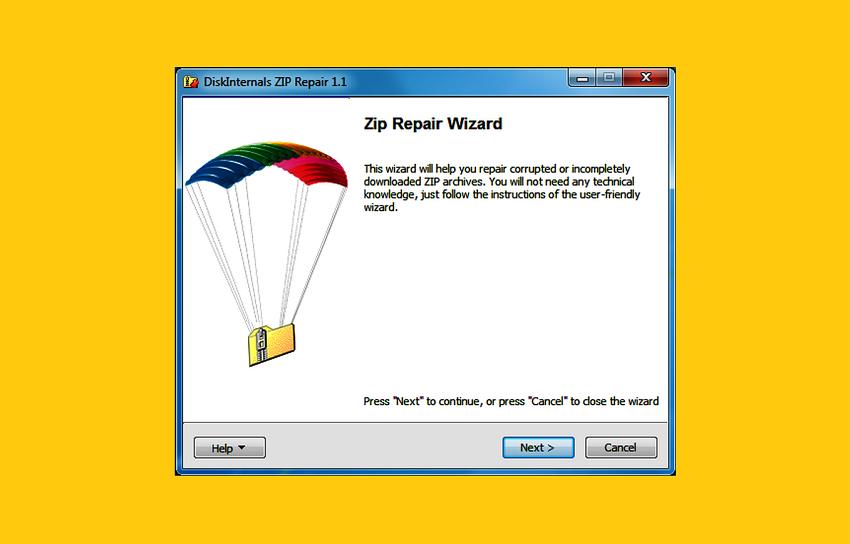 Tips Mengekstrak Data Dari File Zip Yang Corrupted Atau Rusak