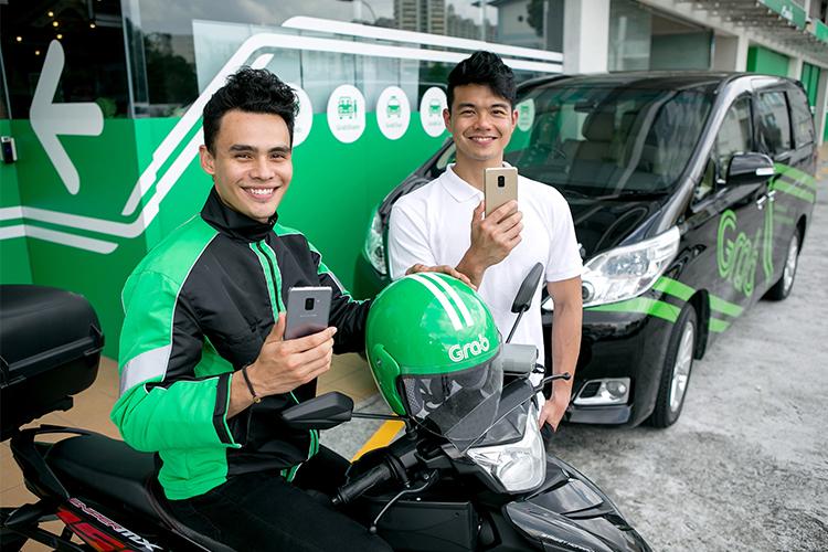 Kerja Sama Grab dan Samsung: Hiburan Infotainmen Selama Perjalanan dan Cicilan Handphone High-end untuk Pengemudi