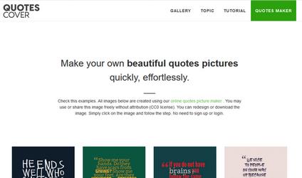 10 Aplikasi Terbaik Dan Gratis Untuk Membuat Quote Atau Kata